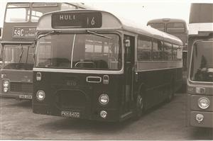 840, Leyland Panther Cub PKH 840G